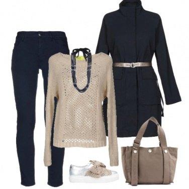 Outfit Essere chic in modo semplice