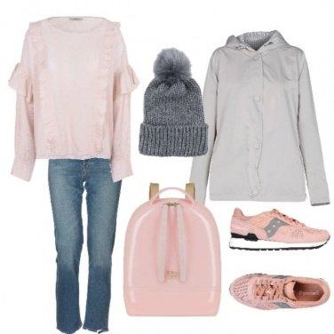 Outfit Lo zaino Furla