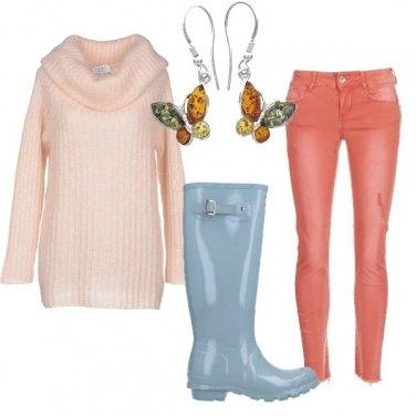 Outfit Pastello...
