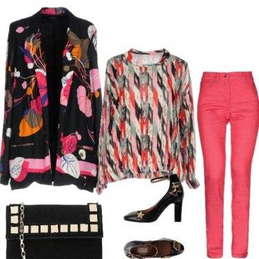 Outfit Il buon giorno si vede dal colore