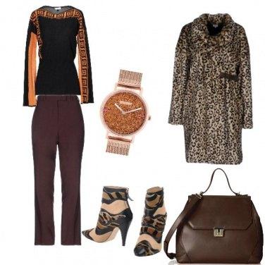 Outfit Trendy, ricordando i colori della terra