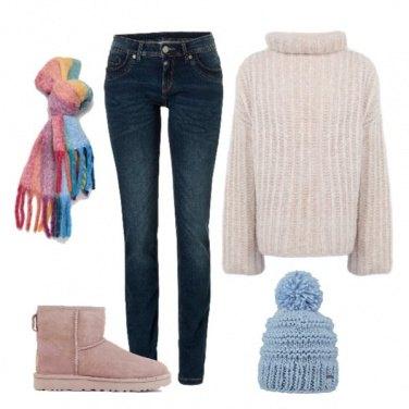 Outfit Freddo urban