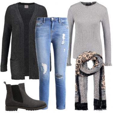 Outfit Comoda nel tuo quotidiano