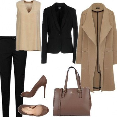 Outfit Manager in riunione