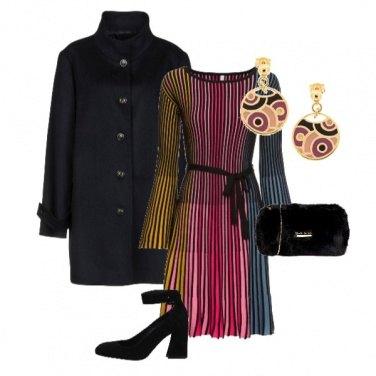 Outfit Capodanno a colori