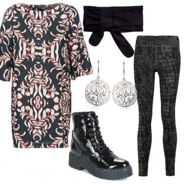 Outfit Serata jazz