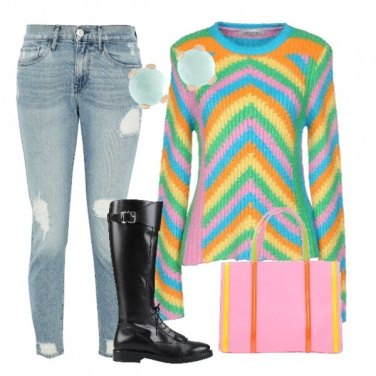 Outfit Urban #10165