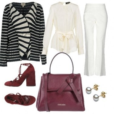 Outfit Giacca Armani