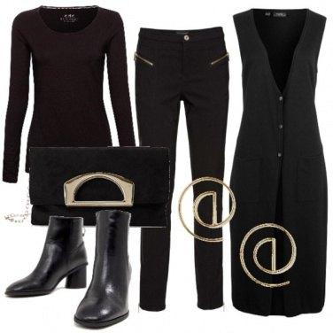 Outfit T. B. per la sera