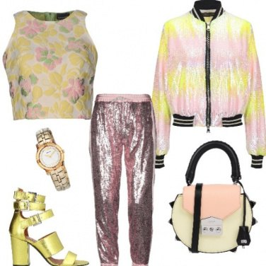 Outfit Pastello discolook