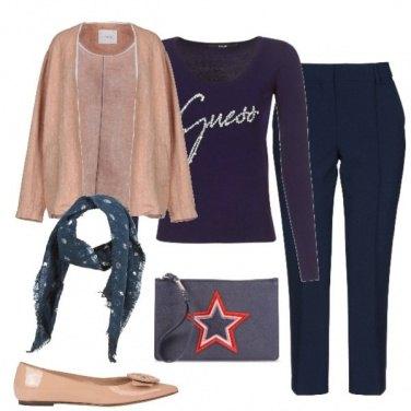 Outfit Chic con poco
