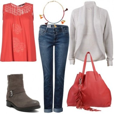 Outfit Chiacchiere tra amiche