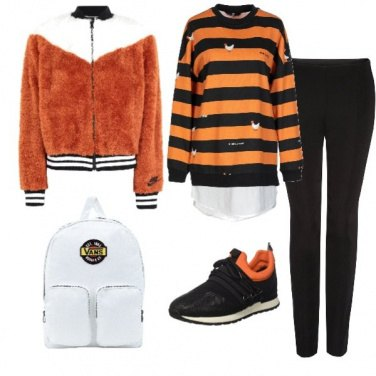 Outfit Urban #10175