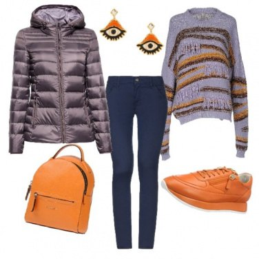 Outfit Urban #10176