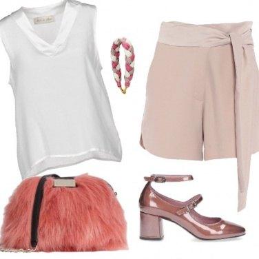 Outfit La borsa pelosa