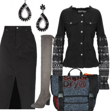 Outfit Urban #10180