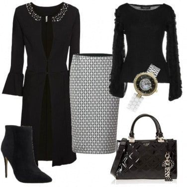 Outfit Donna manager