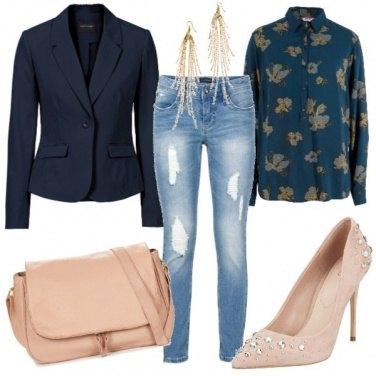 Outfit Trendy di sera