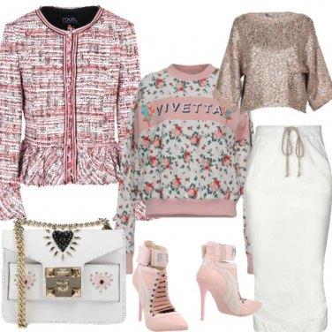 Outfit Seduzione ad alta quota