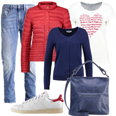 Outfit Casual con amore