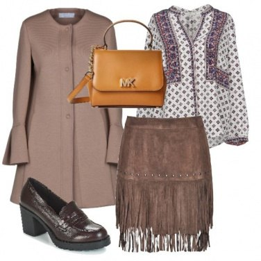Outfit Etnico #3711