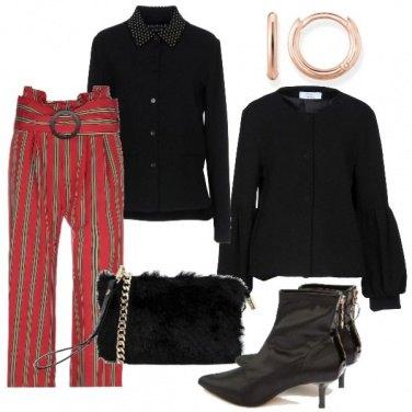 Outfit Un po stravagante