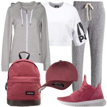 Outfit Andiamo ad allenarci