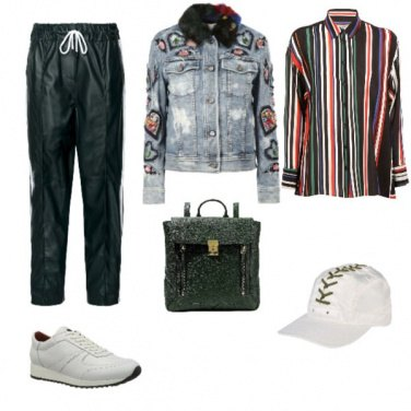 Outfit Urban #10189