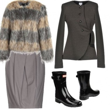 Outfit Piove ...