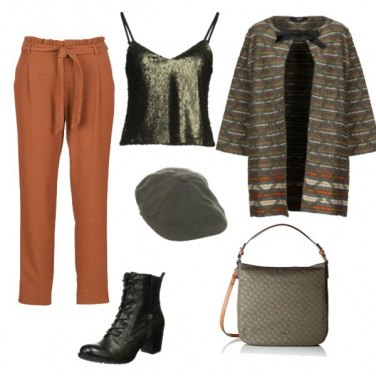 Outfit Etnico #3712