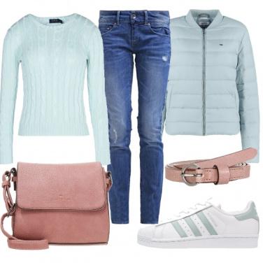 Outfit Pastello
