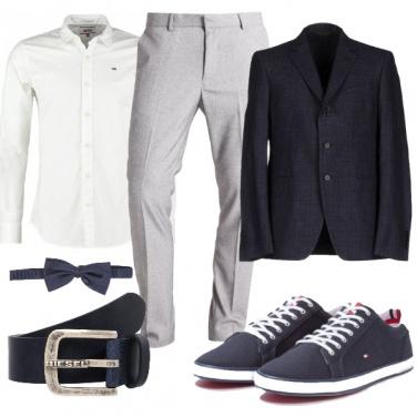 Outfit Per un ragazzo sportivo