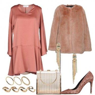 Outfit Al Nuovo Anno in Rosa