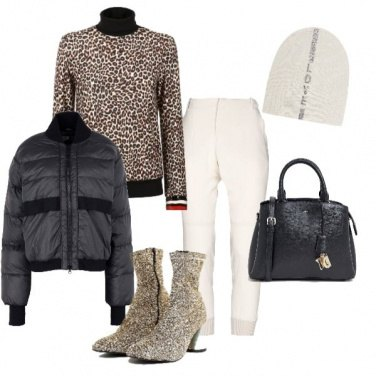 Outfit Urban #10203
