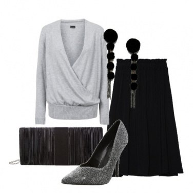 Outfit Polvere di argento