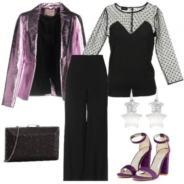 Outfit Notte stellare