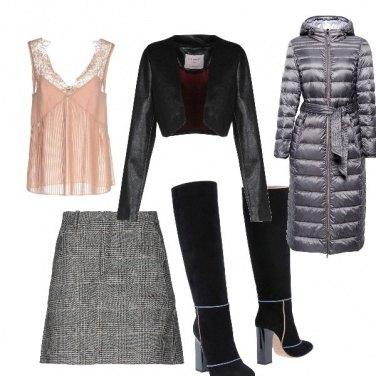Outfit Stivali particolari
