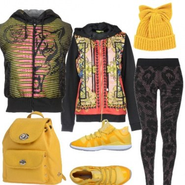 Outfit XLEONE Fitness al Lago