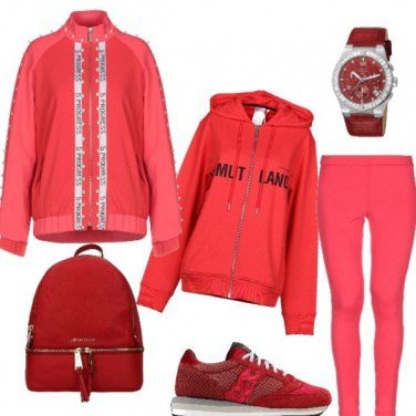 Outfit Fitness x ARIETE