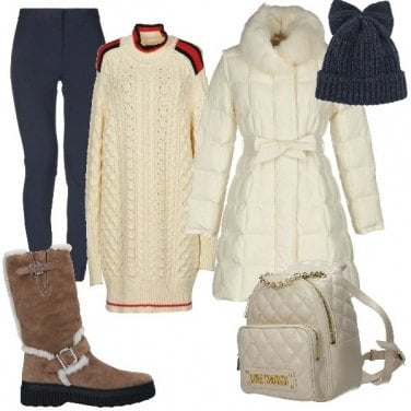 Outfit Sulla neve