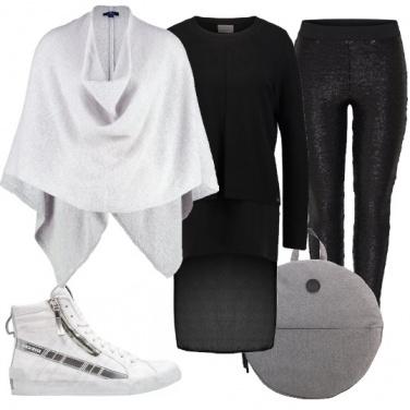 Outfit Brillo ma non troppo