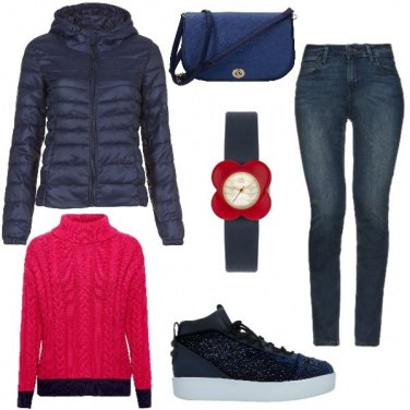 Outfit Un look casual