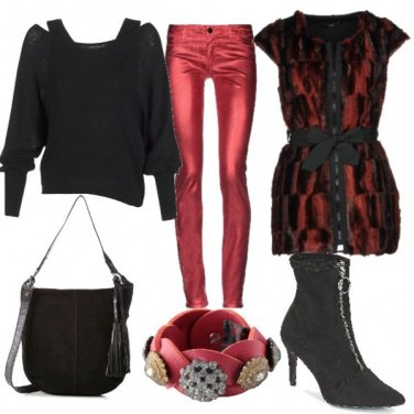 Outfit Concerto invernale
