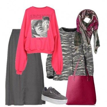 Outfit Oggi comoda ma trendy