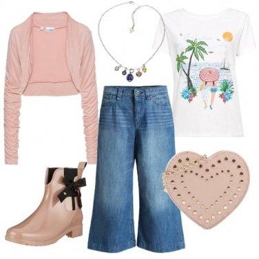 Outfit Pensando ai tropici