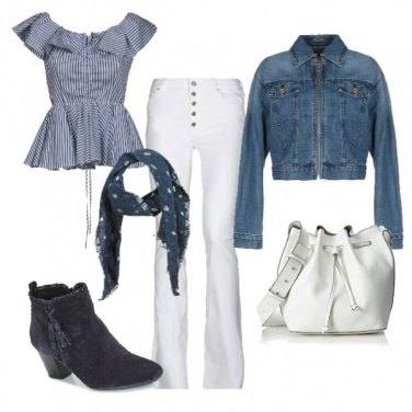Outfit Blue moon