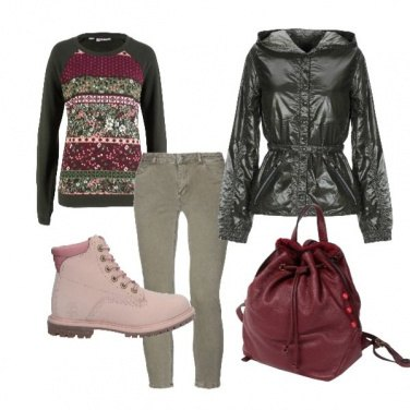 Outfit Inverno stiloso