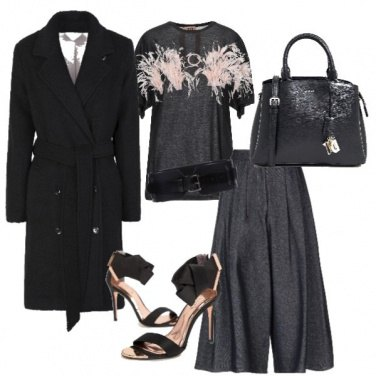 Outfit Aperitivo trendy