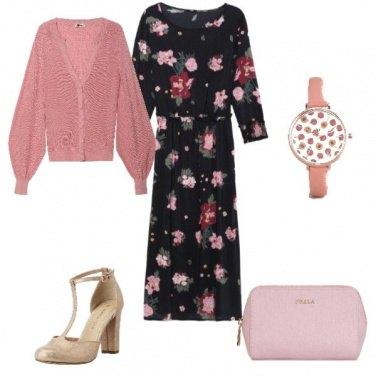 Outfit Fiori e fiori