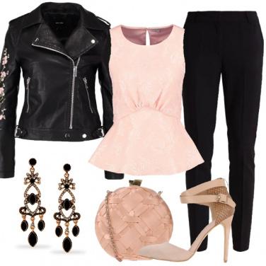 Outfit Non solo romantica